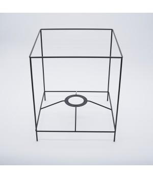 Carcasse Cube avec Pieds
